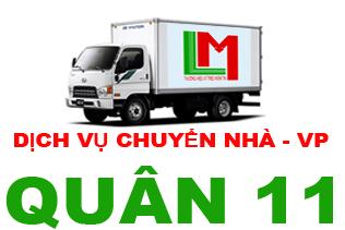 Cho thuê xe tải chở hàng quận 11