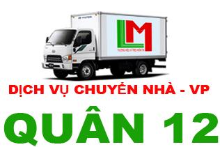 Cho thuê xe tải chở hàng quận 12
