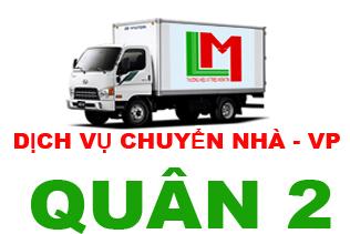 Cho thuê xe tải chở hàng quận 2