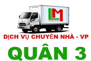 Dịch Vụ Cho Thuê Xe Tải Chở Hàng Tại Quận 3 Tp.HCM