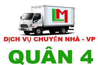 Cho thuê xe tải chở hàng quận 4