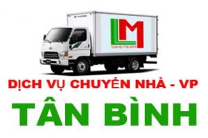 Dịch vụ chuyển nhà quận tân bình chuyên nghiệp uy tín