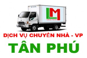 Dịch Vụ Chuyển Nhà Trọn Gói Gía Rẻ Tại Quận Tân Phú