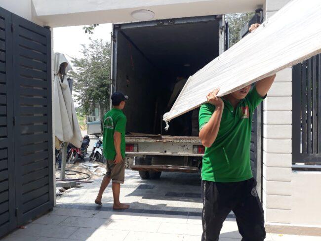 Dịch vụ chuyển nhà quận phú nhuận