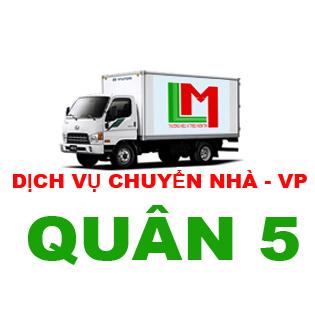 Cho thuê xe tải chở hàng quận 5