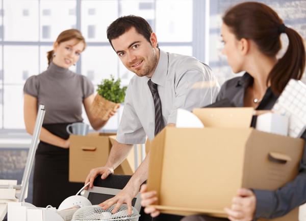 Mỗi nhân viên cần đóng góp trách nhiệm khi chuyển văn phòng