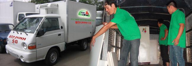 Dịch vụ chuyển nhà trọn gói giá rẻ bình dương