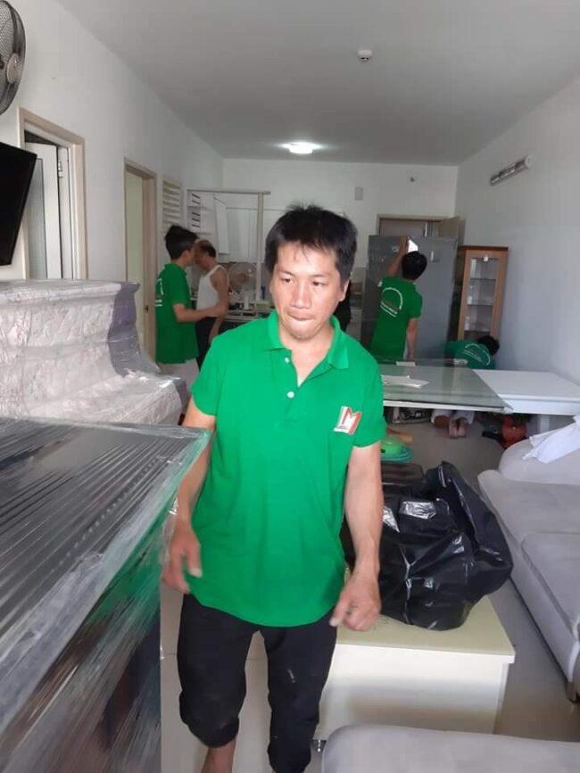 Dịch vụ chuyển nhà huyện hóc môn