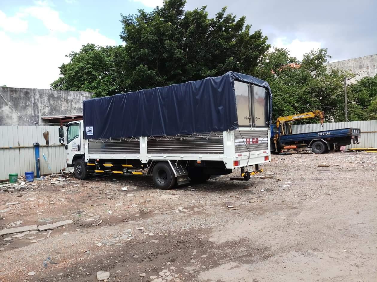 Dịch vụ vận chuyển hàng hóa huyện bình chánh