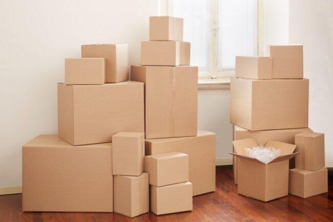 Thùng đóng gói chuyển nhà