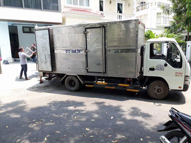 Dịch vụ chuyển nhà trọn gói tphcm đi gia lai