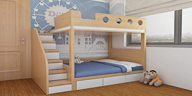 Nhận tháo lắp giường tầng tại TPHCM