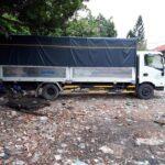 Xe tải 2 tấn thùng dài 6 mét