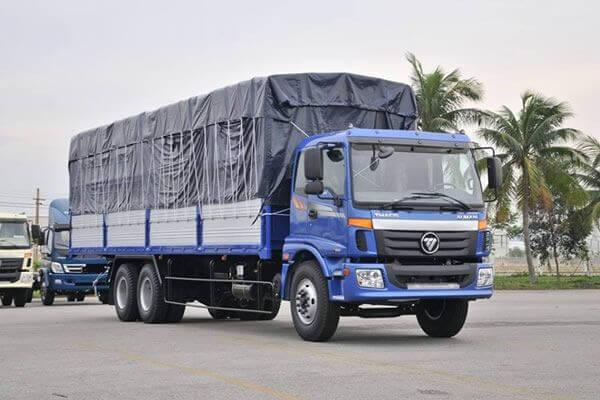 Cho thuê xe tải chở hàng 8t- 15t giá rẻ