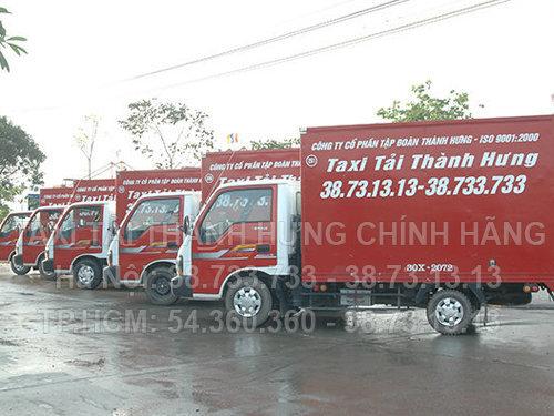 Dịch vụ chuyển nhà taxi tải thành hưng chính hãng