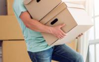 Nên đóng gói đồ đạc cẩn thận trước khi chuyển nhà