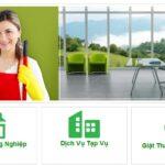 Dịch vụ dọn vệ sinh công nghiệp