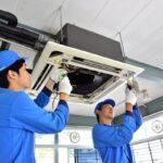 Tháo lắp máy lạnh chuyên nghiệp huyện bình chánh