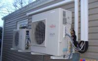 Tháo lắp máy lạnh chuyên nghiệp tại hóc môn