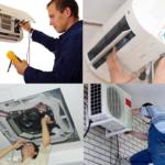 Tháo lắp máy lạnh chuyên nghiệp tại quận 11