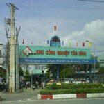 Cho thuê xe tải chở hàng tại KCN Tân Bình