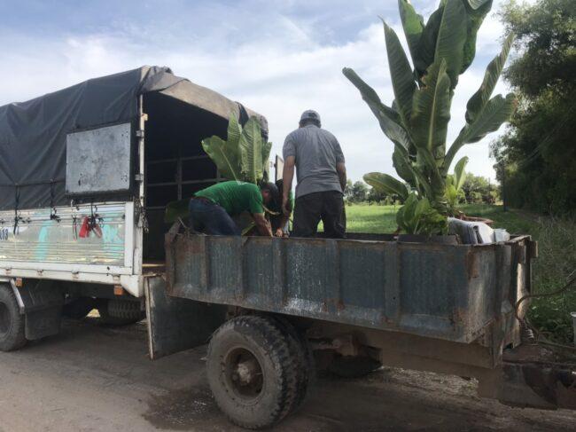 Vận chuyển đồ đạc từ tphcm về quê