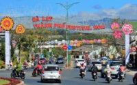 Cấm xe tải lưu thông vào thành phố đà lạt dịp lễ