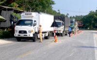 Cho thuê xe tải chở hàng mùa dịch