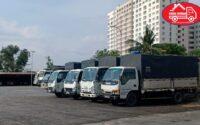 Cho thuê xe tải chở hàng tại CỤM CN TÂN ĐỊNH AN