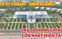 Cho thuê xe tải chở hàng từ TPHCM đi Vị Thanh Hậu Giang
