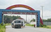 Cho thuê xe tải tại KHU CÔNG NGHIÊP TÂN ĐÔNG HIỆP