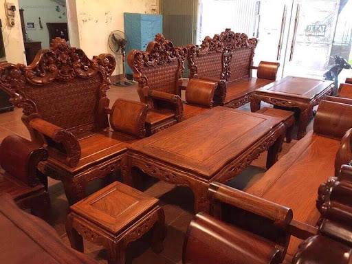 Sơn sửa bàn ghế gia đình tại HCM