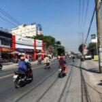 Cho thuê xe tải chở hàng chuyển nhà đường Lê Văn Khương