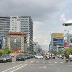 Cho thuê xe tải chở hàng chuyển nhà đường Nguyễn Văn Trỗi