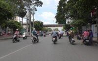 Cho thuê xe tải chở hàng chuyển nhà đường Nơ Trang Nong