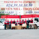 Chuyển nhà Thành Hưng Hà Nội